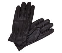 Handschuhe Leder kastanienbraun