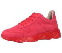 Sneaker cranberry