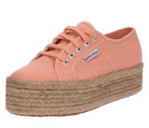 Sneaker koralle / rosa