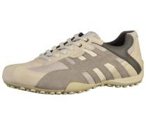 Sneaker beige / taupe / dunkelgrau