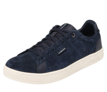 Sneaker 'Wolly' navy / weiß
