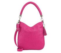 Handtasche 'Heike Saddle' pink