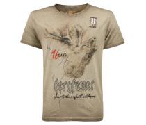Shirt Urschrei beige