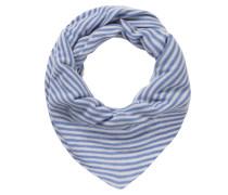 Kaschmir-Schal mit Streifen-Muster