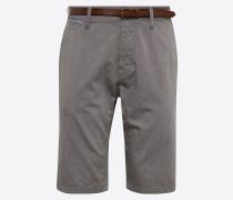 Chino Shorts 'jim' grau