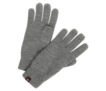 Fingerhandschuhe 'jacleon' dunkelgrau