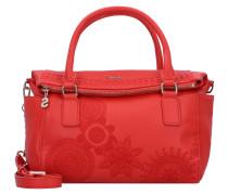 Handtasche 'Dark Amber' orangerot