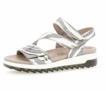 Sandale offwhite / mischfarben