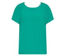 T-Shirt 'lourdes' smaragd