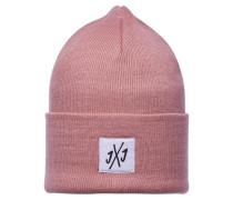 Mütze rosé