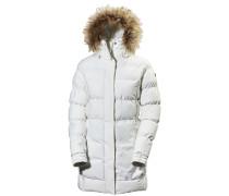 Mantel wollweiß