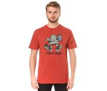 'Estevan' T-Shirt rot