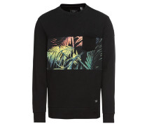Sweatshirt 'LM Yardage Sweatshirt' schwarz