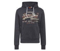 Sweatshirt 'VL Sweat Shirt Store Infill Hood'
