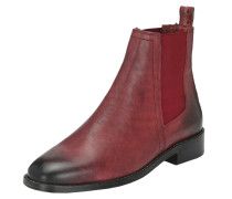 Chelsea Boots 'Anica' rot / dunkelrot