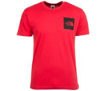 T-Shirt 'Fine' rot
