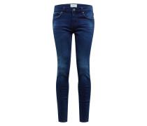 Jeans 'warp Skinny Blue LD PK 4343'