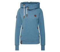 Sweatshirt 'Darth' himmelblau