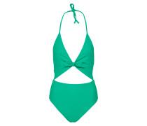 Badeanzug 'Niva' grün