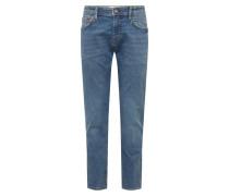 Jeans 'Straight F Zala' blue denim