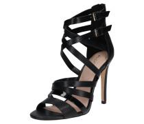 Sandalette 'valecia' schwarz
