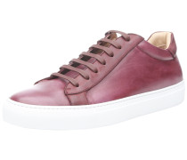Sneaker 'No. 52 MS' dunkelrot