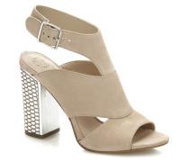 Sandalette 'abbien' hellbeige