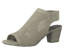 Klassische Sandaletten rauchgrau