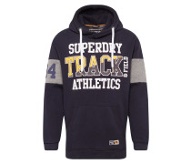 Sweatshirt 'super Track Oversized Hood'