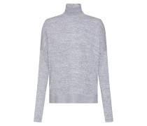 Pullover 'Bowery T-Neck' grau