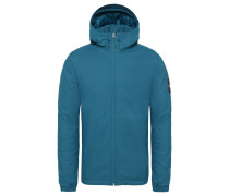 Jacke 'mountain' blau