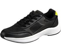 Evi Sneakers Low schwarz / weiß