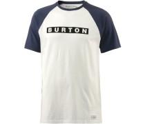 'vault' T-Shirt weiß