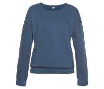 Sweater 'Like a Feather' marine