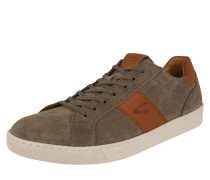 Sneaker 'Tonic 11' braun / khaki