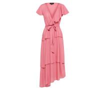 Maxikleid 'drape Tiered' pink