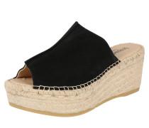 Sandale 'Toulon' schwarz