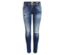 Jeans 'Carmen Reg' dunkelblau