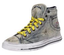 Sneaker 'exposure IV' graumeliert