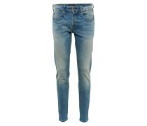 Slim-Jeans 'Ralston' blue denim