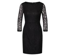 Kleid 'onlSANTA Cruz MID Dress Wvn' schwarz
