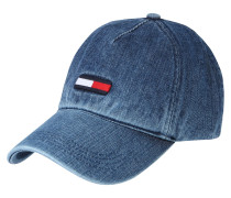 Cap 'denim Flag' blue denim