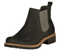 Boots 'Elaine' hellbraun / schwarz