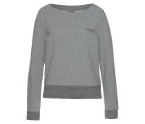 Sweatshirt 'Bia' graumeliert