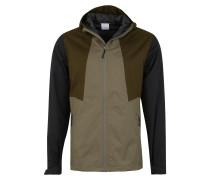 Sport-Jacke grau / oliv