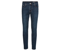 Jeans 'skinny Darkblue' blue denim