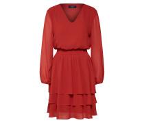 Kleid 'Nicoline-V' rostbraun