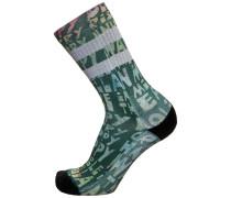 Foundation Lyons Xmas Socken grün