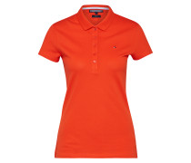 Polo Shirt 'new Chiara' orange
