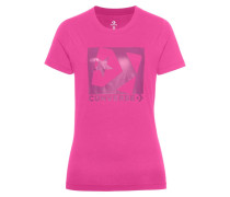 T-Shirt 'box Star Chevron' fuchsia